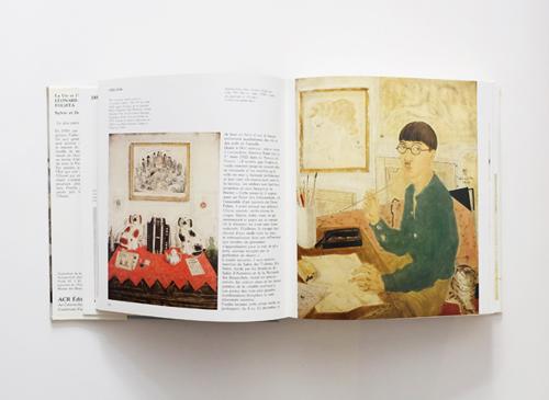 La vie et l'oeuvre de Leonard-Tsuguharu Foujita