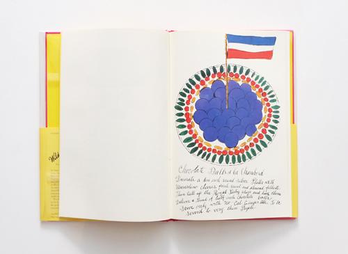 Andy Warhol and Suzie Frankfurt: Wild Raspberries