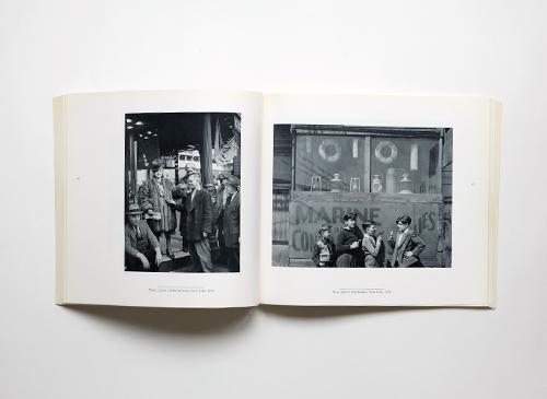 TODD WEBB: Photgraphs of New York and Paris 1945-1960