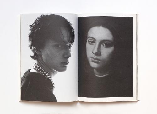 interzone - the hedi slimane book
