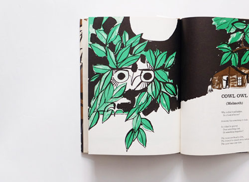 John Hollander & Tomi Ungerer: Various Owls