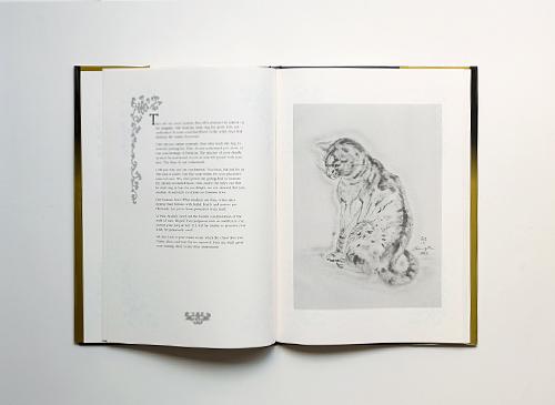 FOUJITA - A Book of Cats
