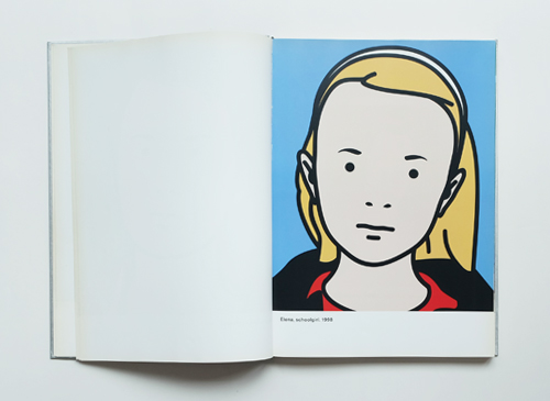 Julian Opie: Portraits