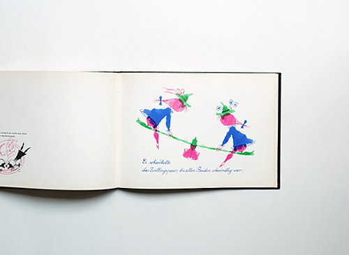 Franz Hogner: Das Klecks Bilderbuch