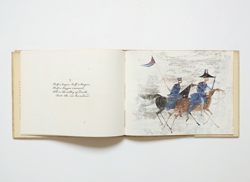 Alice and Martin Provensen: The Charge of the Light Brigade