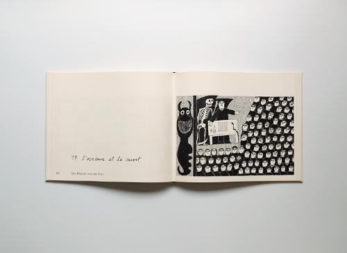 Veronique Filozof: Der Totentanz / La danse macabre [signed]