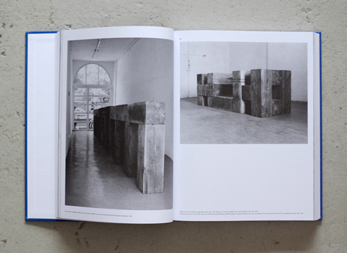 Carl Andre: Sculpture as Place 1958-2010