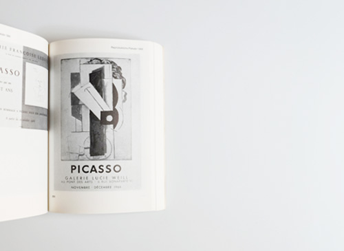 Pbalo Picasso Plakate 1923-1973
