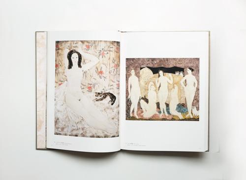 藤田嗣治画集 素晴らしき乳白色