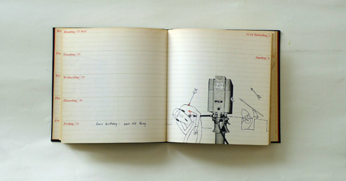 Tomi Ungerer: A TELEVISION NOTEBOOK