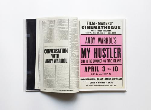 Jonas Mekas: Conversations with Film-Makers