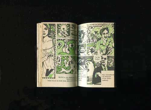 大竹伸朗 LTD Psychedelic Magazine Vol. 1