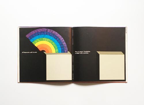 Salvatore Gregorietti: L'arcobaleno [Ex-library]