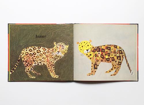 Brian Wildsmith: Animal Shapes [Ex-library]