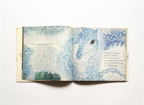 Jan Kudlacek: Le cheval de neige
