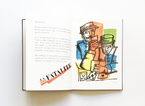 Blaise Cendrars,Fernand Leger: Paris Ma Ville