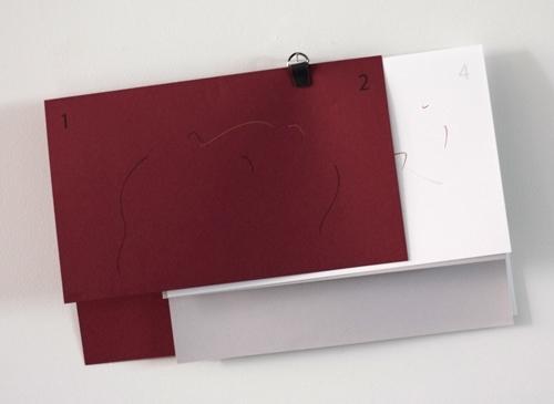 吉田薫 ドローイングカレンダー