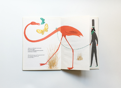 Bruno Munari: Le marchand d'animaux