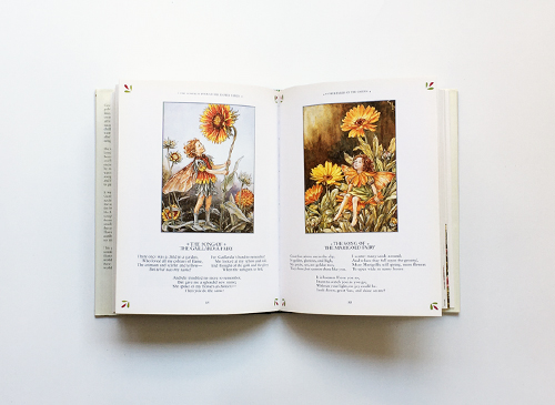 Cicely Mary Barker: The Complete Book of the Flower Fairies