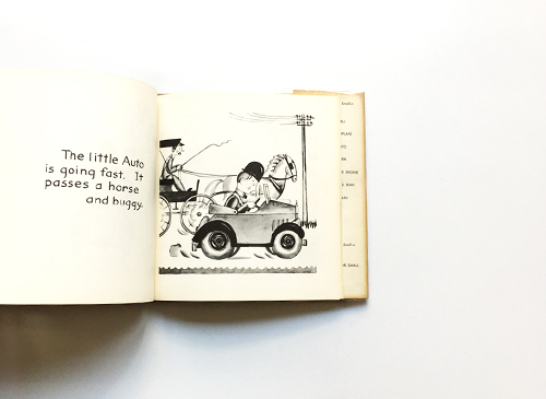 Lois Lenski: The Little Auto
