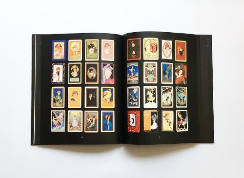 Spielkarten: Jugendstil und Art deco