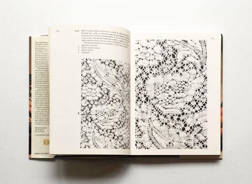 The Book of Bobbin Lace Stitches