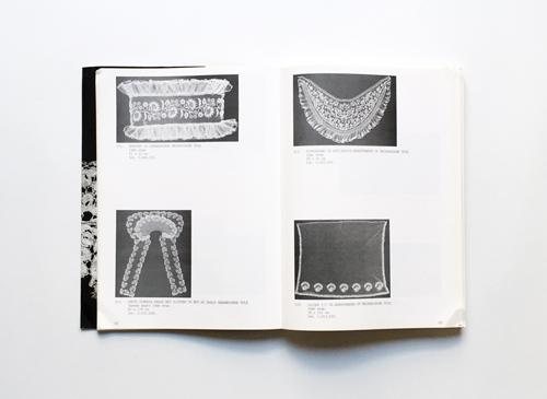 Catalogus van de Kantverzameling