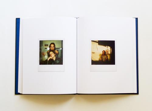 David Armstrong: Polaroids