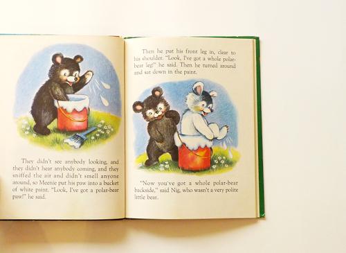 a rand mcnally book five little bears