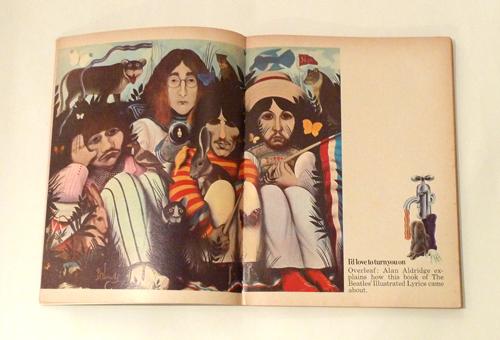 Beatles Illustrated Lyrics 2