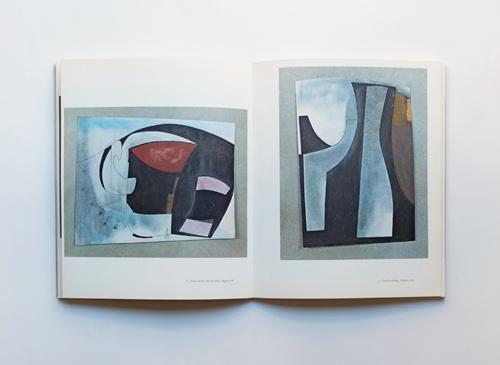 Ben Nicholson: recent works