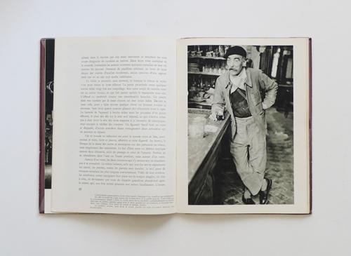 Jacques Prevert / Robert Doisneau: Le Point - Bistrots