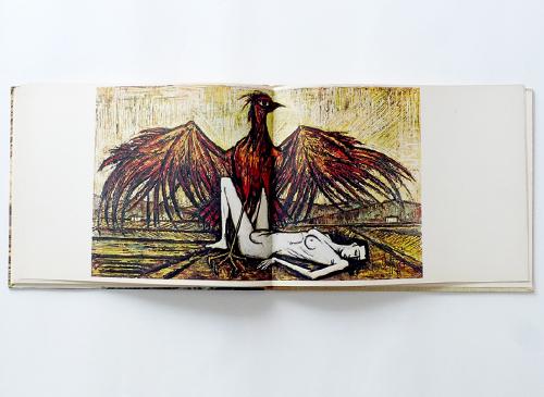 les oiseaux par bernard buffet