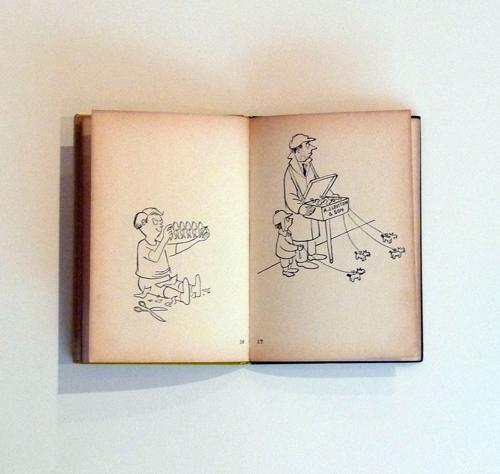 Paul Flora: Cartoon 56