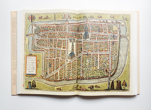 Cities of the World Complete Edition of the Colour Plates of 1572-1617