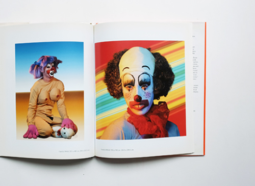 Cindy Sherman: Clowns