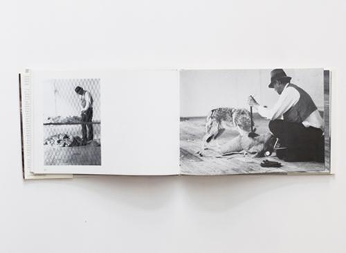 Joseph Beuys: Coyote