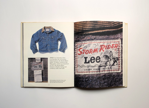 cult a visual history of jeanswear american originals