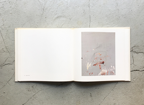 cy twombly - the menial collection