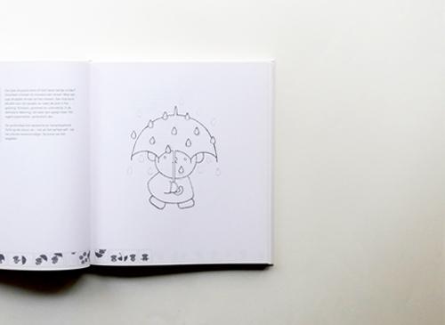 Dick Bruna: boris en de paraplu schetsboek