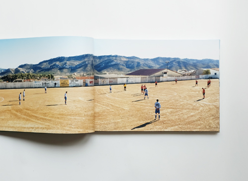 Hans van der Meer: EUROPEAN FIELDS. THE LANDSCAPE OF LOWER LEAGUE FOOTBALL
