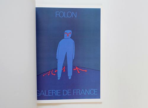 AFFICHES DE FOLON