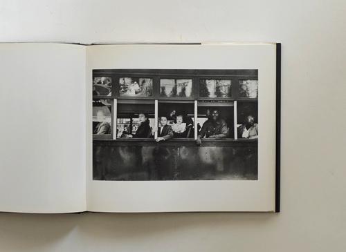ロバート・フランク写真集 アメリカンズ