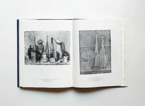 Giorgio Morandi: Gemalde Aquarelle Zeichnungen Radierungen