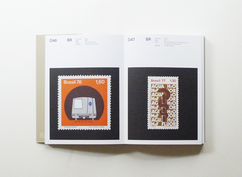 GRAPHIC STAMPS - The Miniature Beauty of Postage Stamps #001