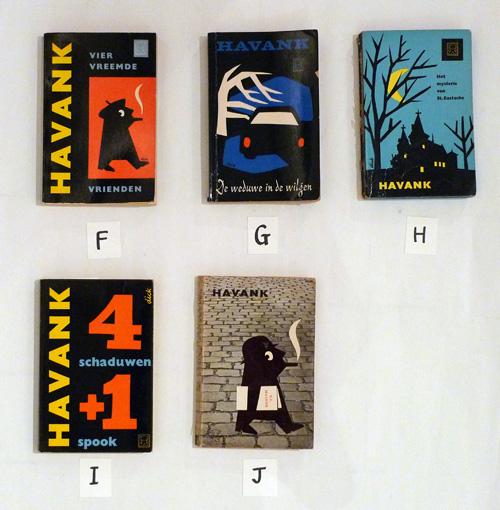 ディック・ブルーナ装幀ペーパーバック 「HAVANK(ハファンク)」シリーズ