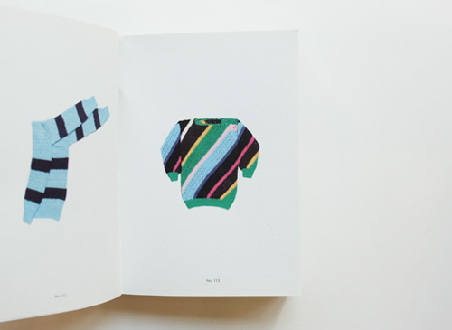 Christien Meindertsma: The Collected Knitwork Of Loes Veenstra