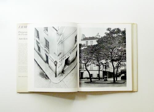 Andre Kertesz: J'AIME PARIS