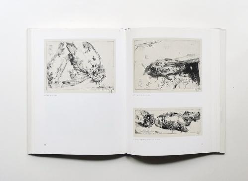 Horst Janssen: Radierungen und Lithographien in der Griffelkunst 1958-1989