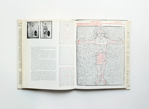 Massin: la lettre et l'image